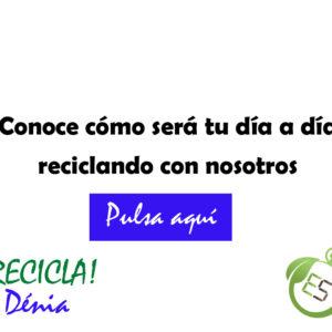 Un día reciclando con Ecosegundos
